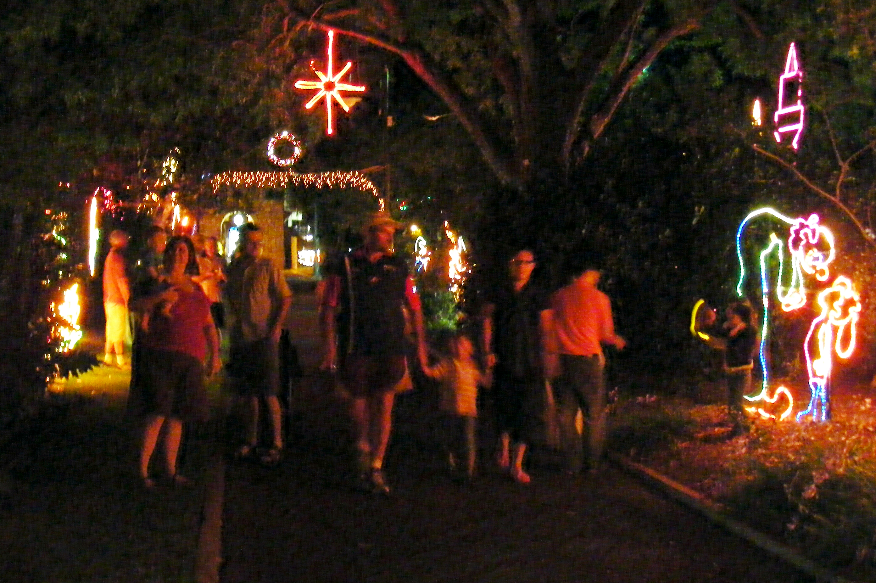 toowoombas christmas wonderland has now grown to be one of queenslands ...