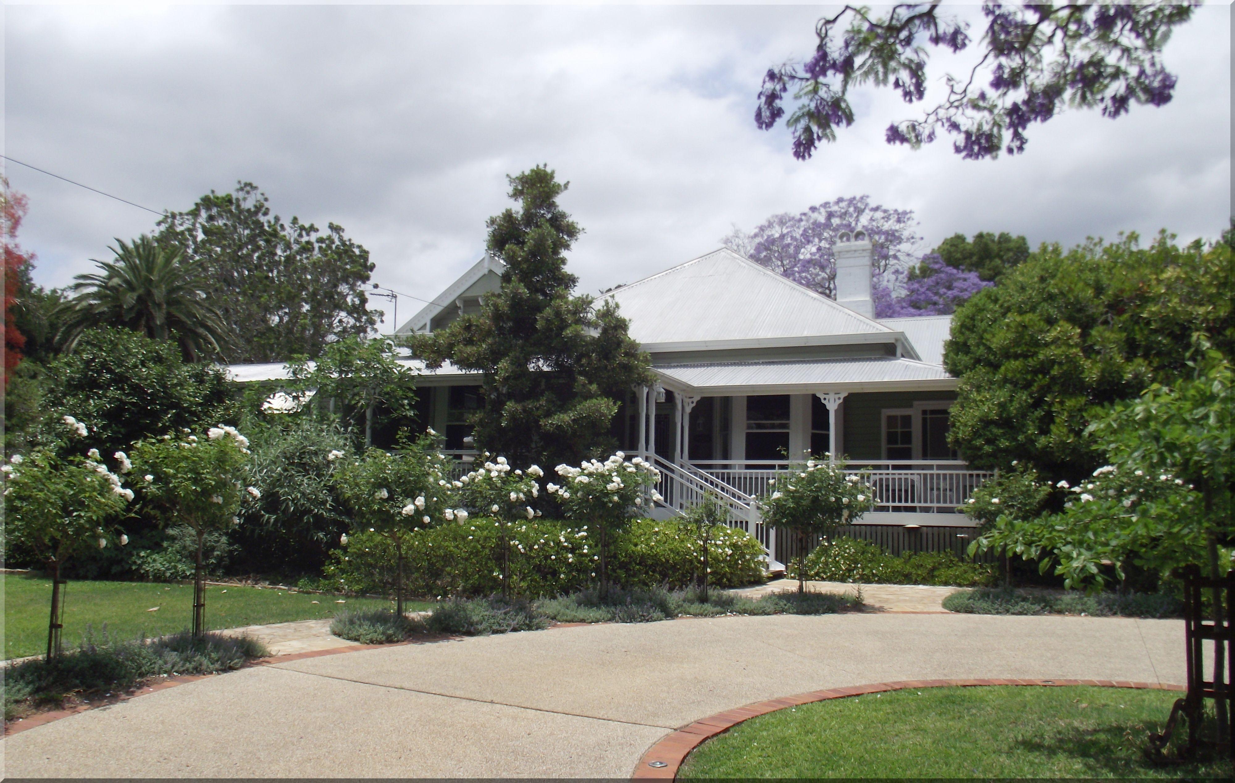 Federation-House - Toowoomba Heritage Houses