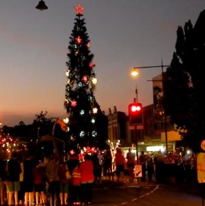 Lighting of Tree